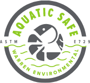 Aquatic Safe logo